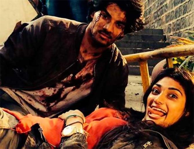 Sooraj Pancholi and Athiya Shetty