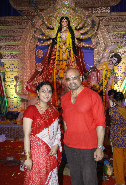 Sharbani Mukherjee and Bharat Dhabolkar