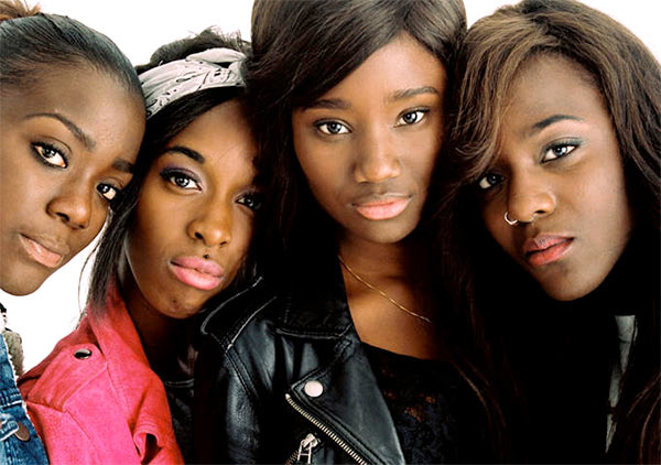 A scene from Girlhood