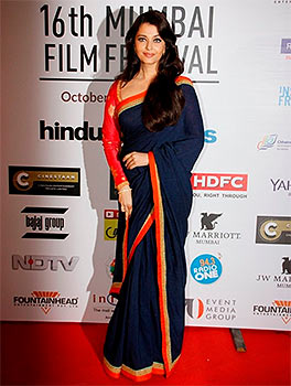Aishwarya Rai Bachchan at the MFF