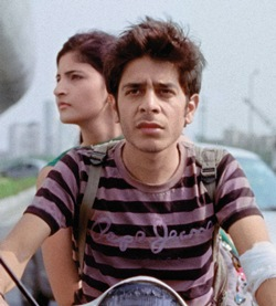 A scene from Titli