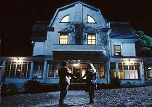 The house in The Amityville Horror