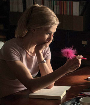 A scene from Gone Girl