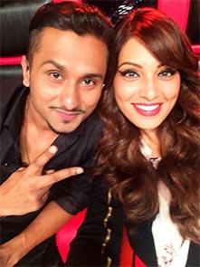 Honey Singh and Bipasha Basu