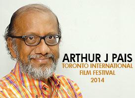 Arthur J Pais/Rediff.com at Toronto