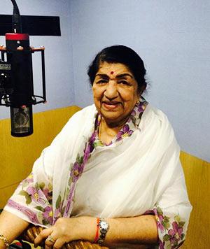Current Bollywood News & Movies - Indian Movie Reviews, Hindi Music & Gossip - 'Happiest Birthday dear Lataji'