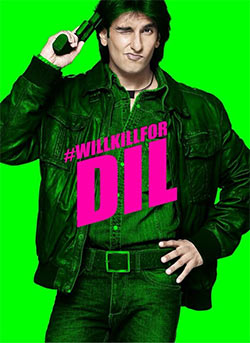 Ranveer Singh in Kill Dil