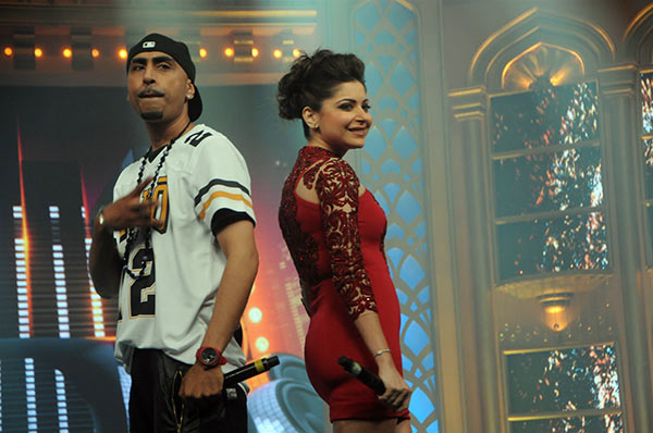 Dr Zeus and Kanika Kapoor