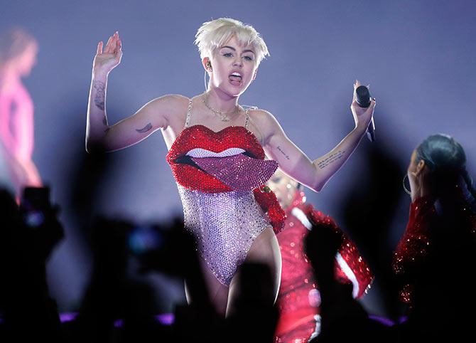 Miley Cyrus Photoshoot - Converses New Ambassador, June