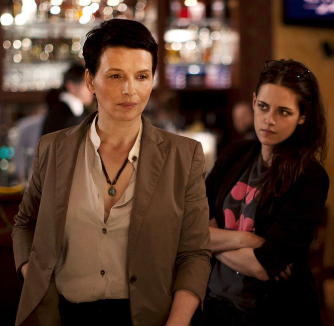 A scene from Clouds of Sils Maria