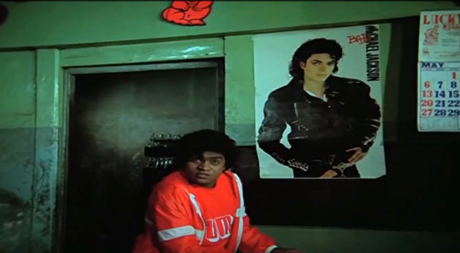 Johnny Lever in Mahakaal