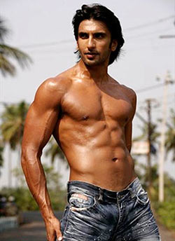 Astonishing Ranveer Singh I Find It Very Cool When Girls Hit On Me Rediff Short Hairstyles Gunalazisus