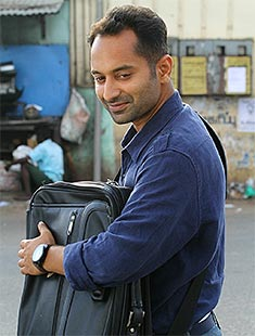 Fahadh Faasil in Money Ratnam