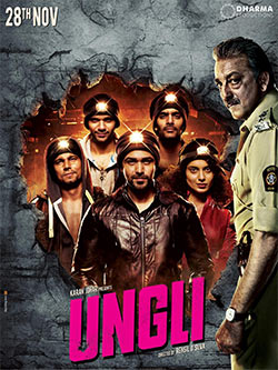 Movie poster of Ungli