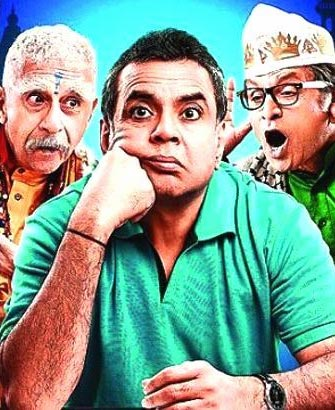 Review: Dharam Sankat Mein Doesn't Say Anything New!