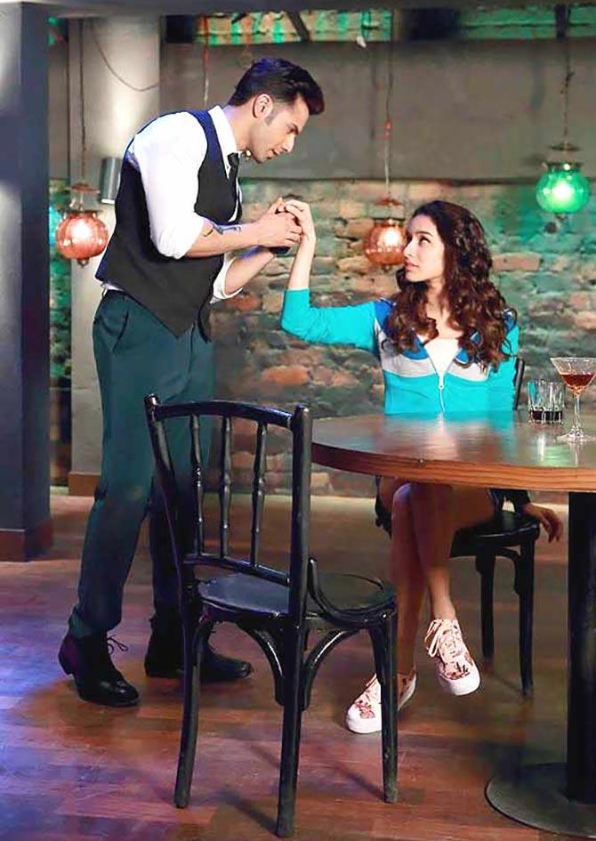 Review: Varun, Shraddha Impress In ABCD 2 Trailer