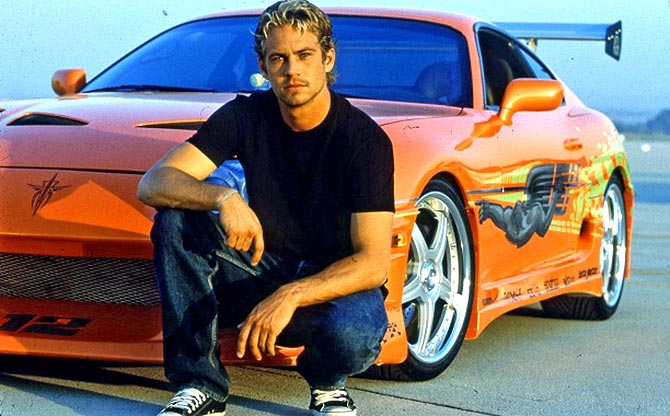 Paul Walker's Fast and Furious car to be auctioned ...