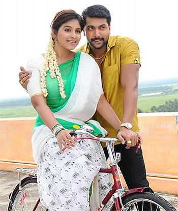 Current Bollywood News & Movies - Indian Movie Reviews, Hindi Music & Gossip - Review: Sakalakala Vallavan Appatakkar is a bore fest