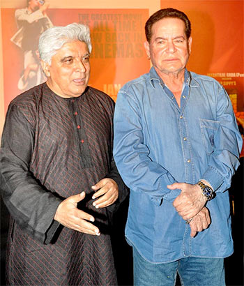 Javed Akhtar and Salim Khan