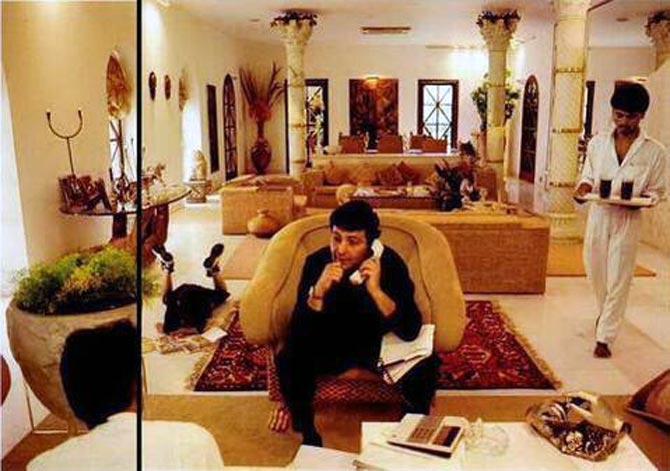 Pix Peeking Inside Twinkle Sonam Alia 39 S Gorgeous Homes