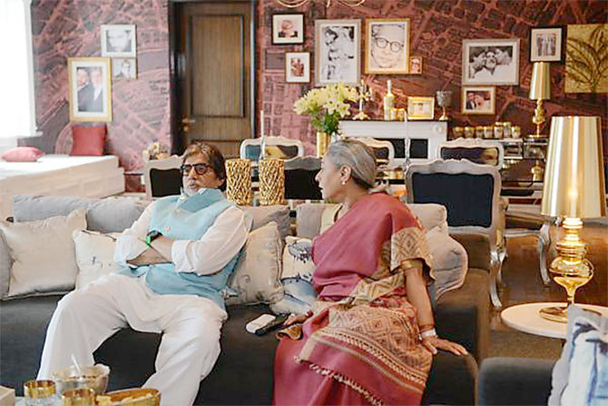 Charmant Terrific Amitabh Bachchan House Interior Photos Gallery   Best .