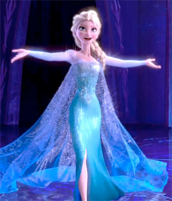 Current Bollywood News & Movies - Indian Movie Reviews, Hindi Music & Gossip - 'I was ecstatic when I gave my voice to Elsa!'