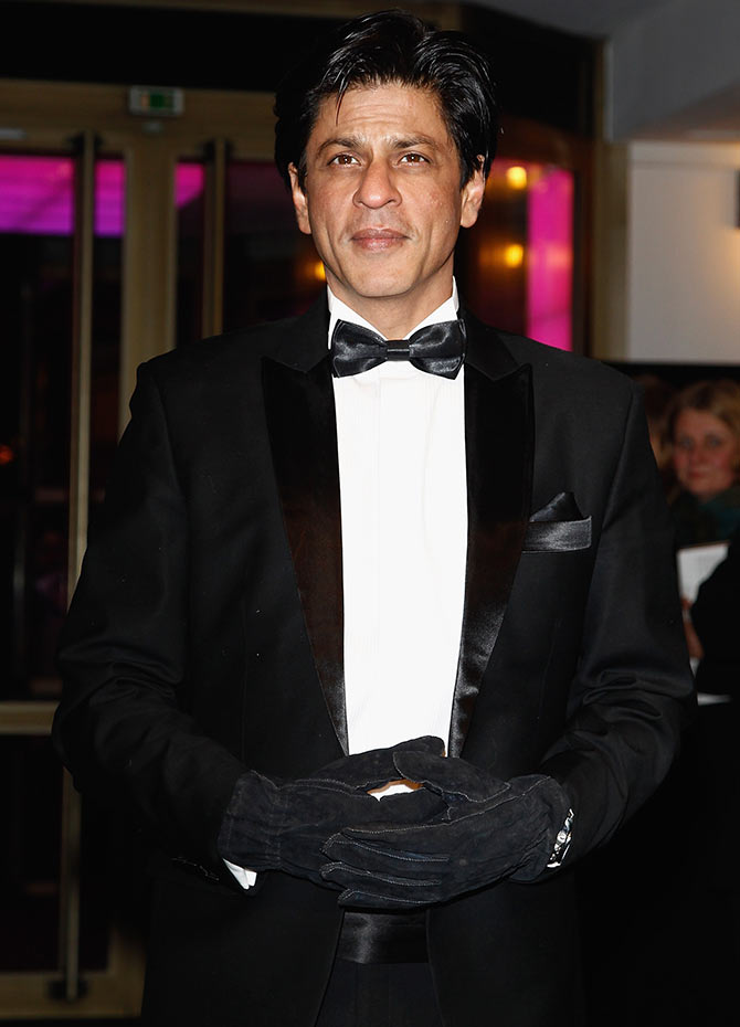 'Shah Rukh Khan is the...