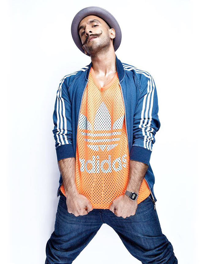 When I heard the climax, I went like WOW! :   Ranveer Singh, Actor