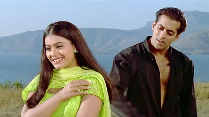 Image result for kajol salman khan