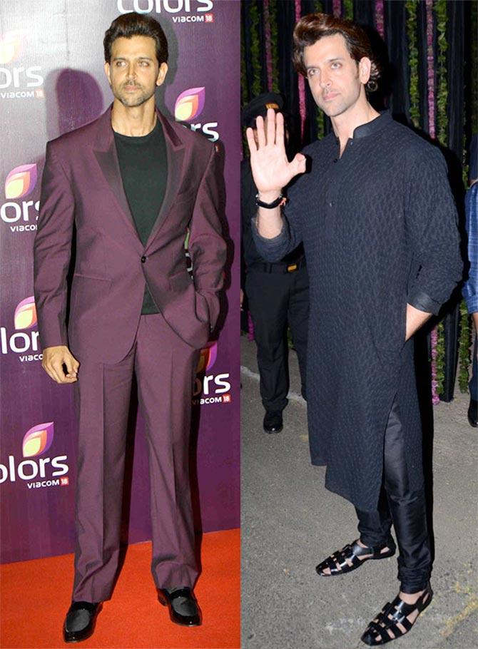 Bollywood\'s Best Dressed Stars of 2015 - Rediff.com Movies