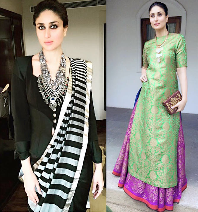 9 Times Kareena Kapoor Stole Our Heart With Her Exquisite Style ...