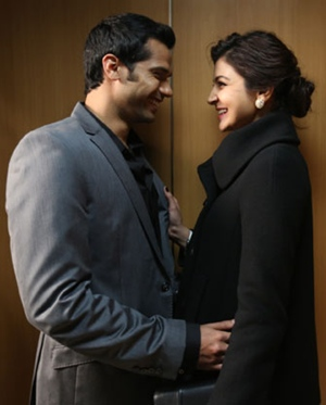 Neil Bhoopalam and Anushka Sharma in NH10