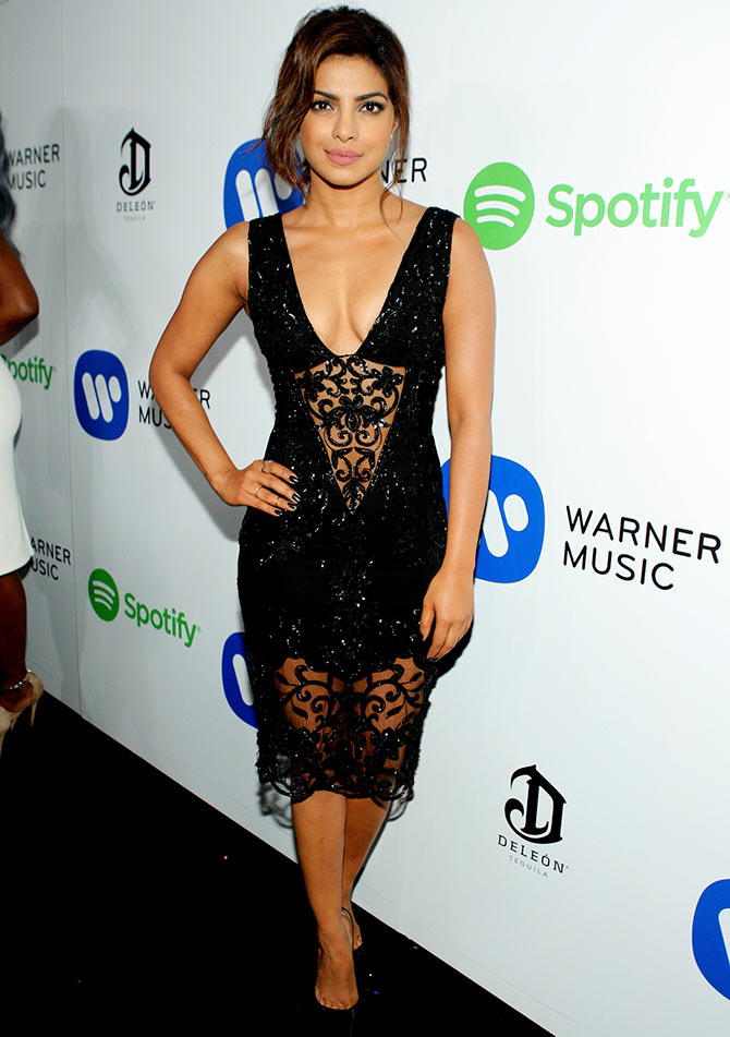 Priyanka Chopra S Sexiest Appearance In Hollywood Vote