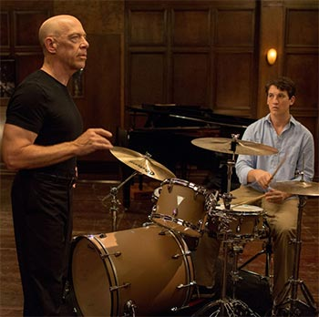 A scene from Whiplash