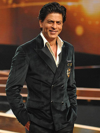 Current Bollywood News & Movies - Indian Movie Reviews, Hindi Music & Gossip - Shah Rukh returns to television!