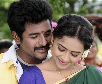 A scene from Kaaki Sattai