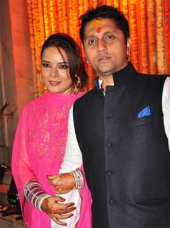 Mohit Suri Udita Goswami Welcome Baby Girl Rediff Com