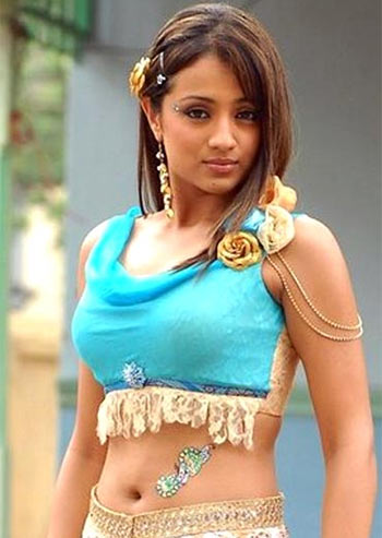 Trisha south indian actress