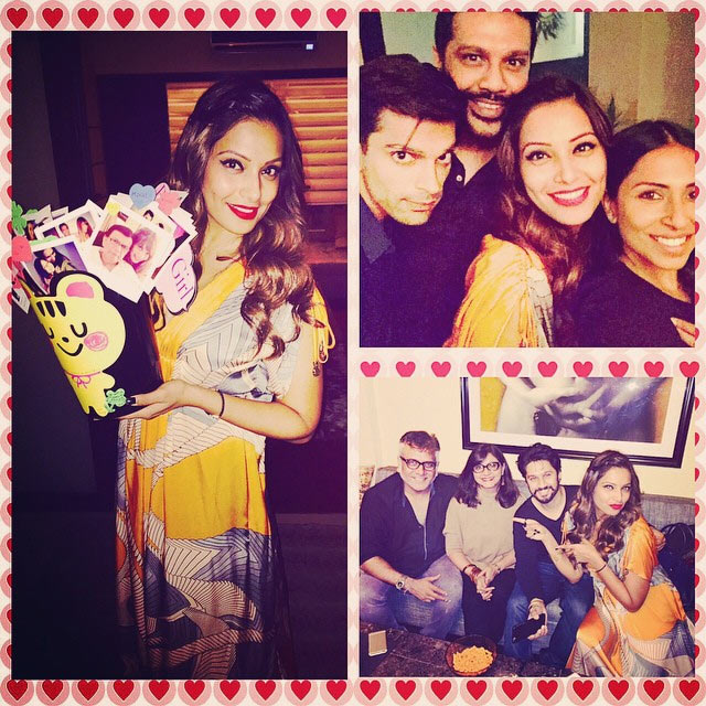 Bipasha Basu celebrates her birthday