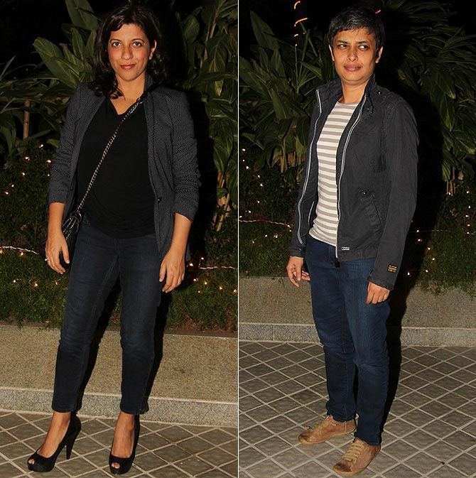 Zoya Akhtar and Reema Kagti