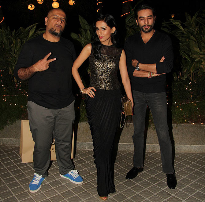 Pictures: Farah Khan's GRAND 50th birthday party - Rediff ...  Pictures: Farah...