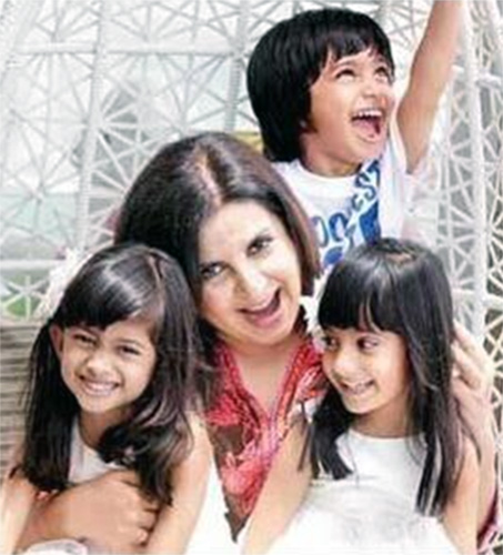 Birthday Special The Fabulous Life Of Farah Khan Rediff