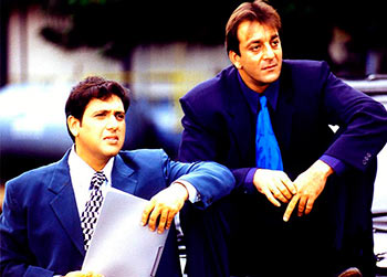 Quiz Time: What do Sanjay Dutt and Govinda call themselves ...