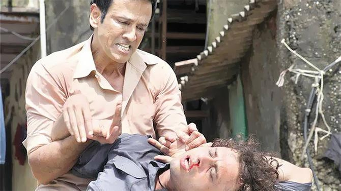 kay kay menon height
