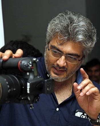 When Ajith Gave Appu Kutty A Sensational Makeover Rediffcom Movies
