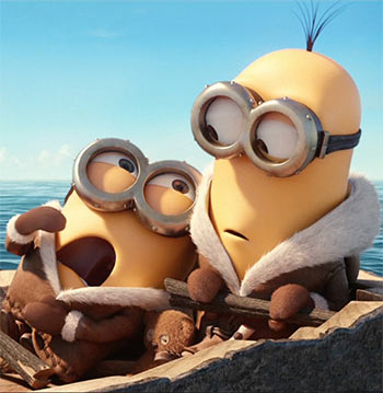 Review: Minions Would Have Been Better If It Was Minion-sized