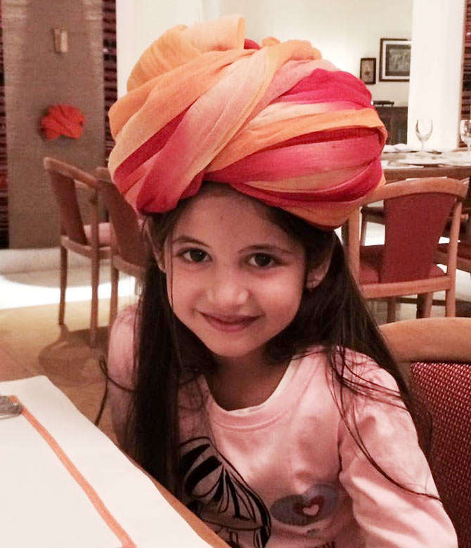 Meet the cute girl from Bajrangi Bhaijaan! - Rediff com movies