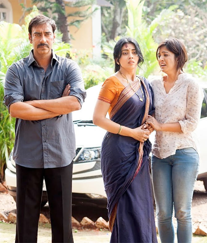 Drishyam Talaash Bollywood S Best Investigations Rediff Com Movies