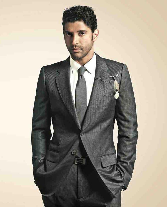 Farhan, Akshay, Ranveer: Bollywood's Best Dressed Men ...  Farhan, Akshay,...