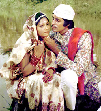 Current Bollywood News & Movies - Indian Movie Reviews, Hindi Music & Gossip - Classic revisited: Amitabh Bachchan's underrated Saudagar
